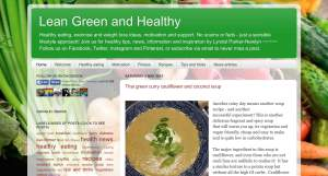 'Lean Green and Healthy.' By Dr Lyndal Parker-Newlyn