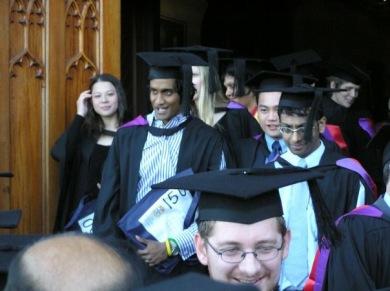 @thehealthygp graduating!